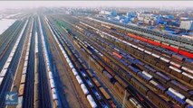 Journey begins here: Leadoff driver in Zhengzhou tells of what has changed since he led the first China-Europe express freight train out of the central Chinese