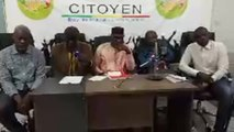 MALI IBK 2018 - La société civile se prononce sur la situation politique du Mali.