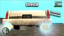 GTA San Andreas - Co sie stanie, jesli odpalimy nitro w nietypowych pojazdach?