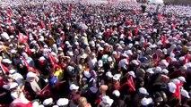 Yıldırım: 'Büyük Türkiye'de ne ekonomik darbe girişimleri ne 15 Temmuz gibi hainlerin yaptığı darbe girişimleri sonuç vermemiştir, vermeyecektir' - MUŞ