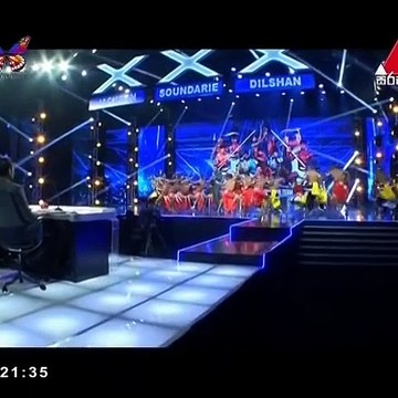 Sri Lanka's Got Talent - Season 01 Episode 23 - 2018.08.19