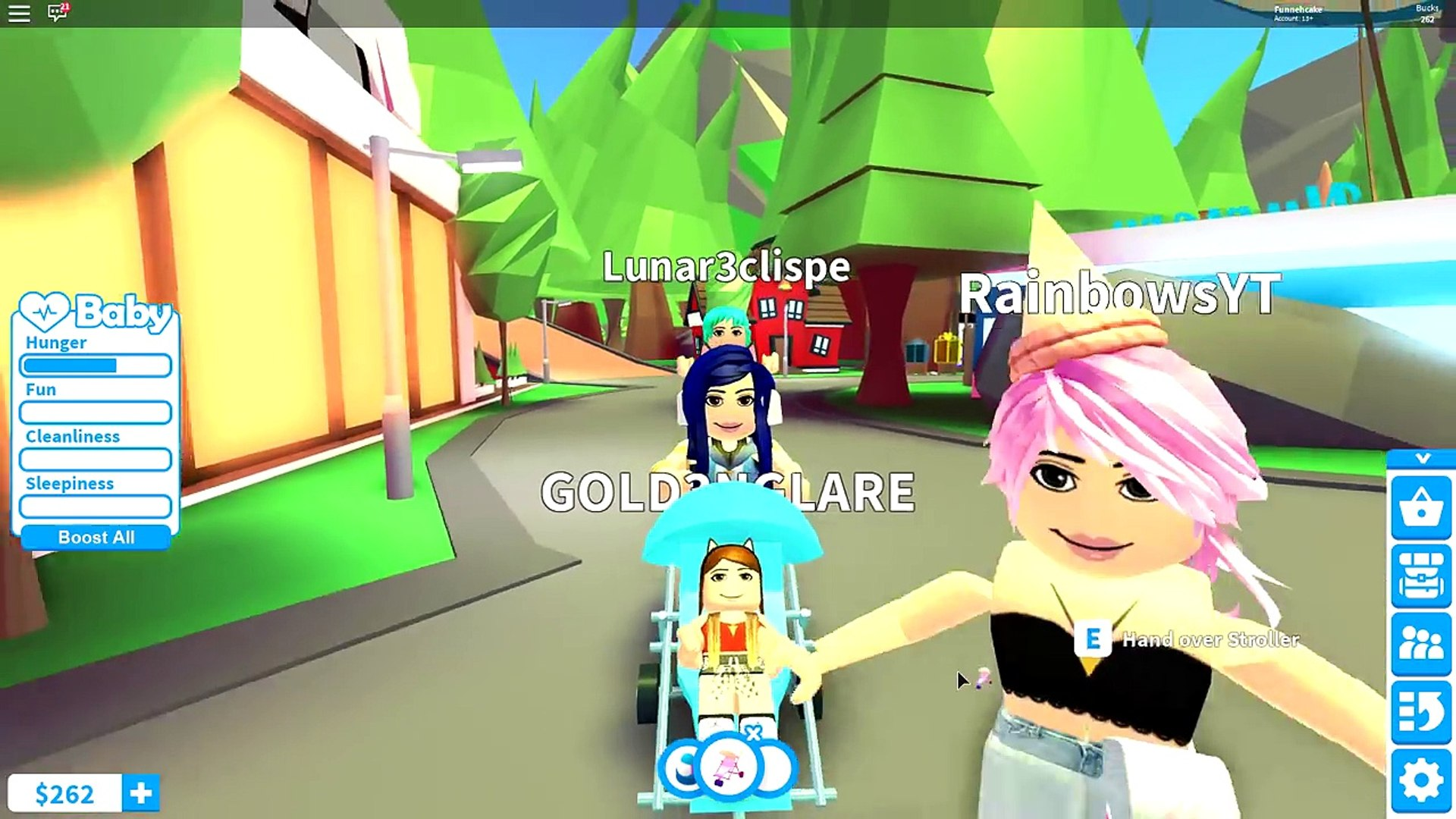 They Waste All Of My Robux Buying A Castle In Roblox Adopt Me