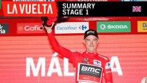 Summary - Stage 1 - La Vuelta 2018