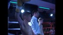 W5 kickboxing kids Poltava Undercard fight