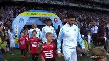 Resume Marseille Rennes Buts OM - Rennes 2-2 / Ligue 1
