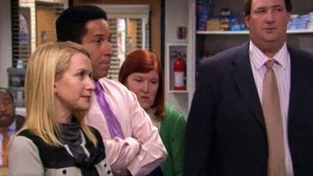 The Office S05E20 - New Boss