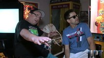 Mike the Mouth Matisow and Jonny Ferrari on Las Vegas Poker Reality Show