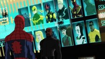 Ultimate Spider-Man Web Warriors S04E01 - Hydra Attacks [pt1]