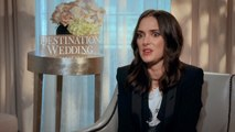 "Winona Ryder: ""There Is Something Very Special With Keanu"""