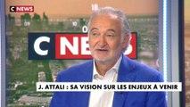 Jacques Attali invité de Jean-Pierre Elkabbach