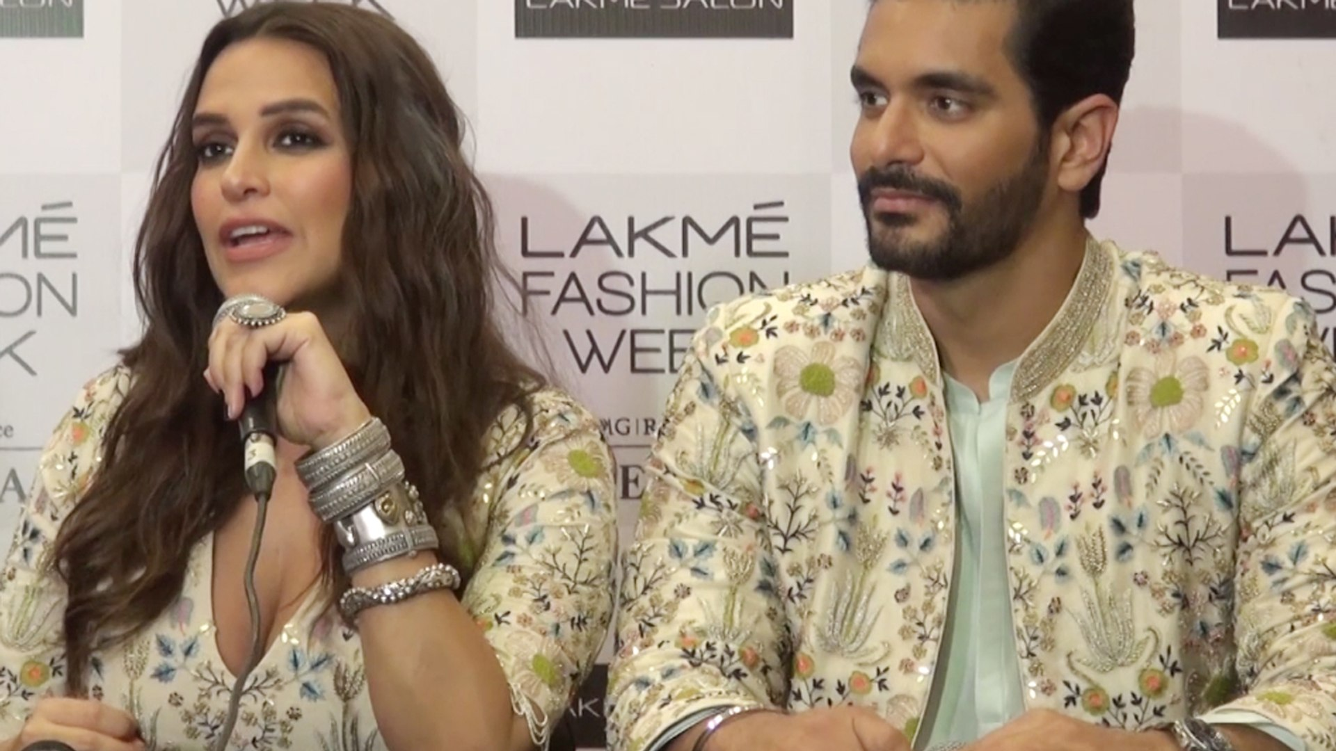 Neha Dhupia SPEAKS on her Pregnancy for the FIRST time; Watch Video | FilmiBeat