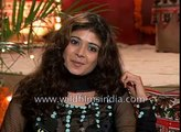 Pooja Batra on film Khajuraho This is the second time I am working with a lady director