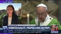 Les déclarations du pape sur l'homosexualité provoquent de nombreuses réactions en Italie