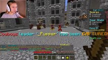Cowboys and Indians Playing and Having Fun in Minecraft game! (2)