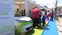 La cifra de vehículos eléctricos se triplica en cinco años