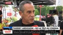 """Thierry Ardisson """"Michel Drucker se met la rate au  court-bouillon parce qu'il a peur de ne pas avoir d'émission à la rentrée, je ne comprends pas"""""""