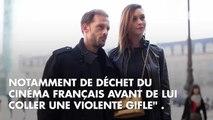 """Nicolas Duvauchelle s'explique sur l'affaire de la gifle de Sara Forestier : """"Je suis droit dans mes bottes"""""""