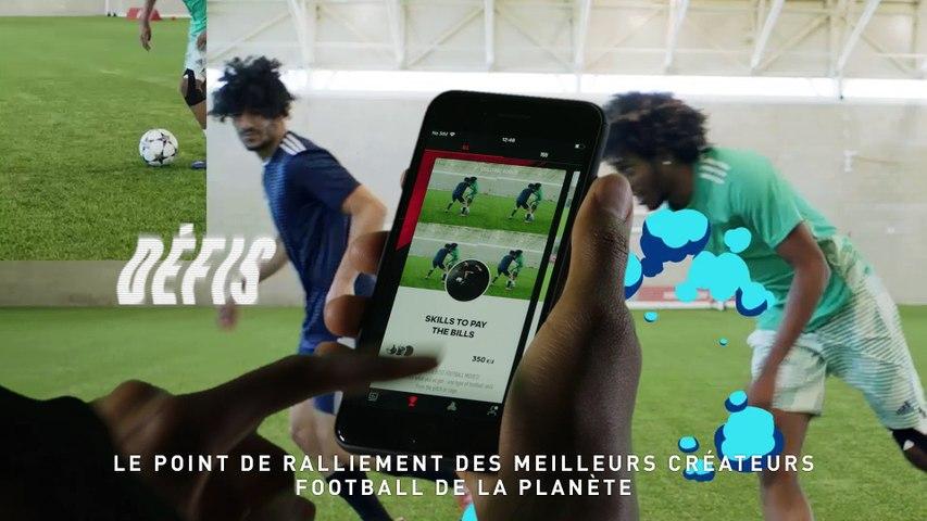 TANGO LEAGUE : Découvrez la TANGO APP adidas football !