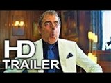 JOHNNY ENGLISH 3 (FIRST LOOOK - Trailer #2 NEW) 2018 Rowan Atkinson, Mr Bean Comedy Movie HD