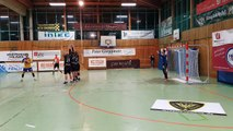 Unfassbar- Ball bleibt bei Wurf nach Ablauf der Spielzeit