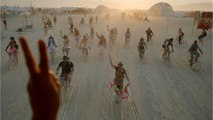 Dust Storms Force Burning Man Organizers To Close Gates