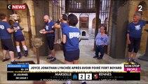 """Fort Boyard : Jean-Marc Morandini révèle que Joyce Jonathan a interdit à Alex Goude de venir parler de sa prestation ce matin dans """"Morandini Live"""""""