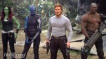 Production Put on Hold for 'Guardians of the Galaxy Vol. 3' | THR News