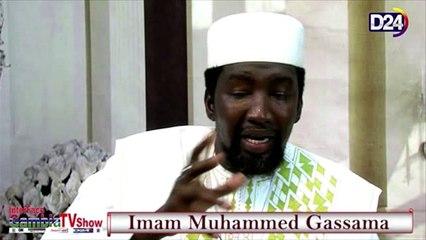 D24TV & Interface Gambia TV : Imam Muhammed Gassama  2018 Eid Spacial