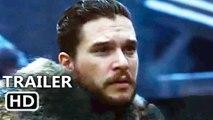 """GAME OF THRONES Season 8 """"Jon reunites with Sansa"""" Teaser"""