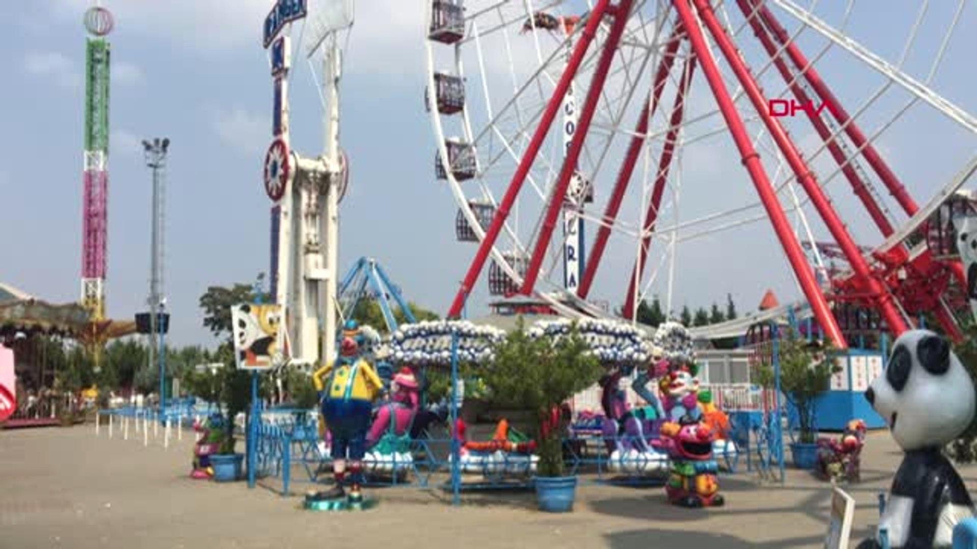 Bursa Lunaparkta, 'Ahtapot' Adlı Eğlence Aracında Fenalaşan Liseli Rümeysa Öldü Hd
