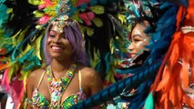 London stages Notting Hill Carnival, Europe's biggest street party