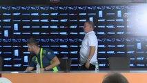 Galatasaray - Aytemiz Alanyaspor Maçının Ardından - Aytemiz Alanyaspor Teknik Direktörü Bakkal