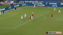 Goal Pastore (1-0) AS Roma  vsAtalanta Bergamo