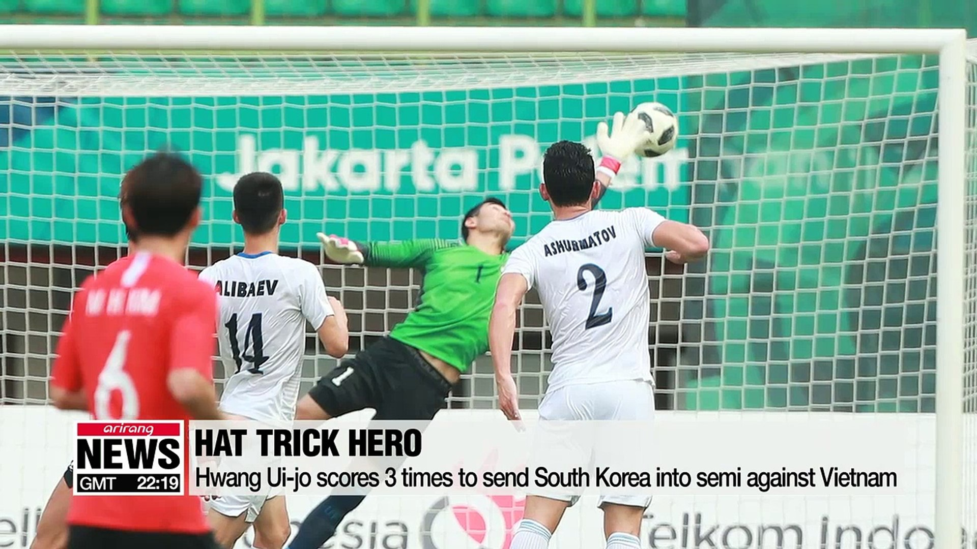 South Korean Men S Football Team Set Up Semifinal With Park Hang