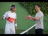 Rafa Nadal vs Cristiano Ronaldo, el nuevo spot de Nike