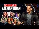 बाप रे ! Salman Khan के बॉलीवुड में है इतने दुश्मन | Aishwarya Rai, Vivek Oberoi