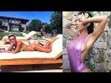 Kourtney Kardashian TEASES Ex-Boyfriend Younes Bendjima With STEAMY Bikini Pics