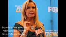 Mary Murphy of So You Think You Can Dance Season 15 Interview (SYTYCD)