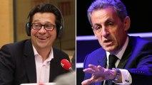 """Laurent Gerra imitant Nicolas Sarkozy : """"Bonne rentrée à tous, et bonne sortie à Nicolas Hulot !"""""""