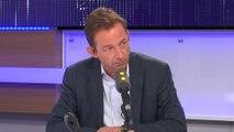 """Démission de Nicolas Hulot : """"C'est un coup dur donné à Emmanuel Macron"""", selon Éric Woerth"""