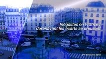 Inégalités en France : dorénavant les écarts se creusent [Alexandre Mirlicourtois]