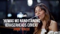 Janine Teñoso – Huwag Mo Nang Itanong (Eraserheads cover)
