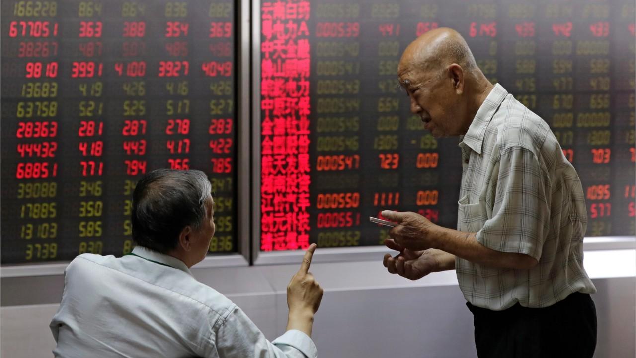 Asian Markets Up On NAFTA News