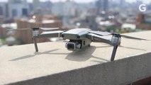 Flying the DJI Mavic 2 Drones