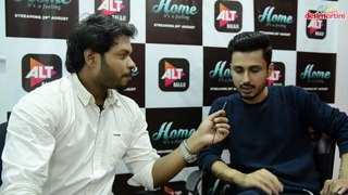 Amol Parashar opens up about his role in AltBalaji's Home