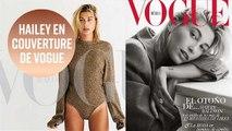 Vogue : la bague de fiançailles d'Hailey Baldwin vole la vedette