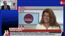 La démission de Nicolas Hulot surprend Marlène Schiappa - ZAPPING ACTU DU 28/08/2018