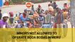 Minors not allowed to operate boda bodas in Meru