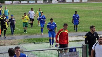 SJ Macau - Montendre FC en Coupe 3à4 au t.a.b.