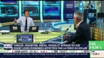 L'actu macro-éco: la Turquie, l'Argentine, le Brésil, la Russie et l'Afrique du Sud voient leurs économies affectées par la force du dollar - 28/08